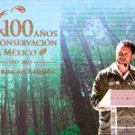 México celebra 100 años de vida de su primer Área Natural Protegida