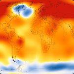 2016 el año más caliente