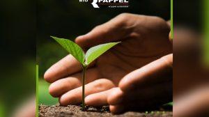 Bio Pappel mayor reciclador