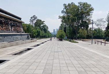 Sedema relaja restricciones en Bosque de Chapultepec en semáforo naranja