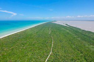 El cuyo, paraíso escondido de la costa yucateca