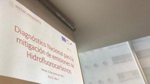 Presentan el Diagnóstico Nacional para mitigar emisiones de HFC en México