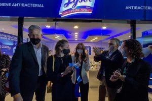 Lysol inaugura un laboratorio antibacterial en KidZania