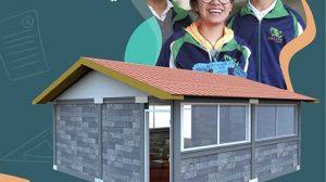 La primera Aula Sustentable en México con envases reciclados Tetra Pak