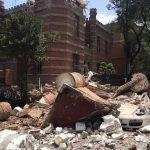 Emergencia en la Ciudad por terremoto