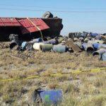 Afecta suelo natural derrame de residuos peligrosos en Nuevo León