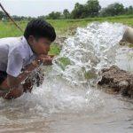 Fuentes de agua potable mejoradas