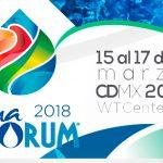 AquaForum 2018, evento líder en tratamiento de agua