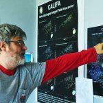 Mexicano encabeza investigación internacional sobre la galaxia