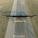 Avión solar irrumpe con éxito el cielo de China
