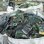 Basura electrónica, una mina de oro que proponen rescatar