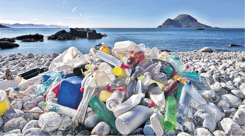 Resultado de imagen de residuos mar