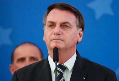 Bolsonaro COVID-19