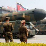Bomba lanzada por Corea, 17 veces más potente que Hiroshima