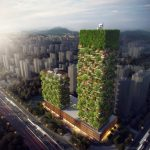Arquitecto italiano diseña el primer bosque vertical en China