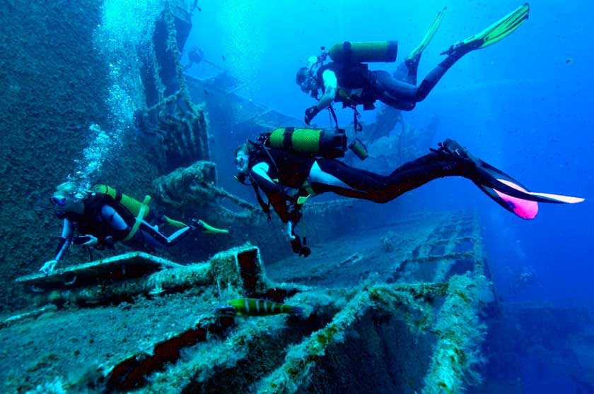 buceo-barcos