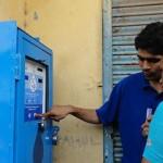Colocan cajeros automáticos de agua en Nueva Delhi