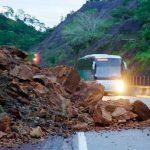 Cambio climático estaría detrás de malas carreteras: SCT