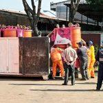 Gobierno de la ciudad estrena camiones de basura