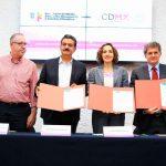 CDMX y Michoacán firman convenio para combatir contaminación