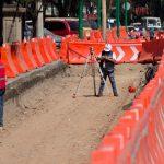 Bosque de Chapultepec sufre por suspensión de obras del metrobús