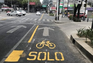 ciclovía emergente