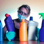 Combinaciones tóxicas en productos de higiene para el hogar