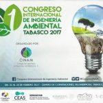 Comienza Congreso Ingeniería Ambiental en Tabasco