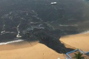 Conagua denuncia a municipio de Acapulco por aguas negras en la bahía