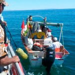 Confiscan 134 kilómetros de redes ilegales en golfo de California