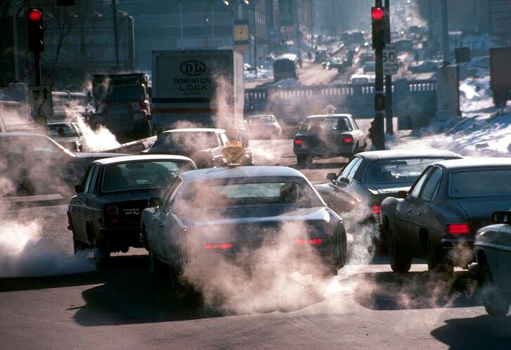 Contaminación del aire impacta a la salud de la población mexicana