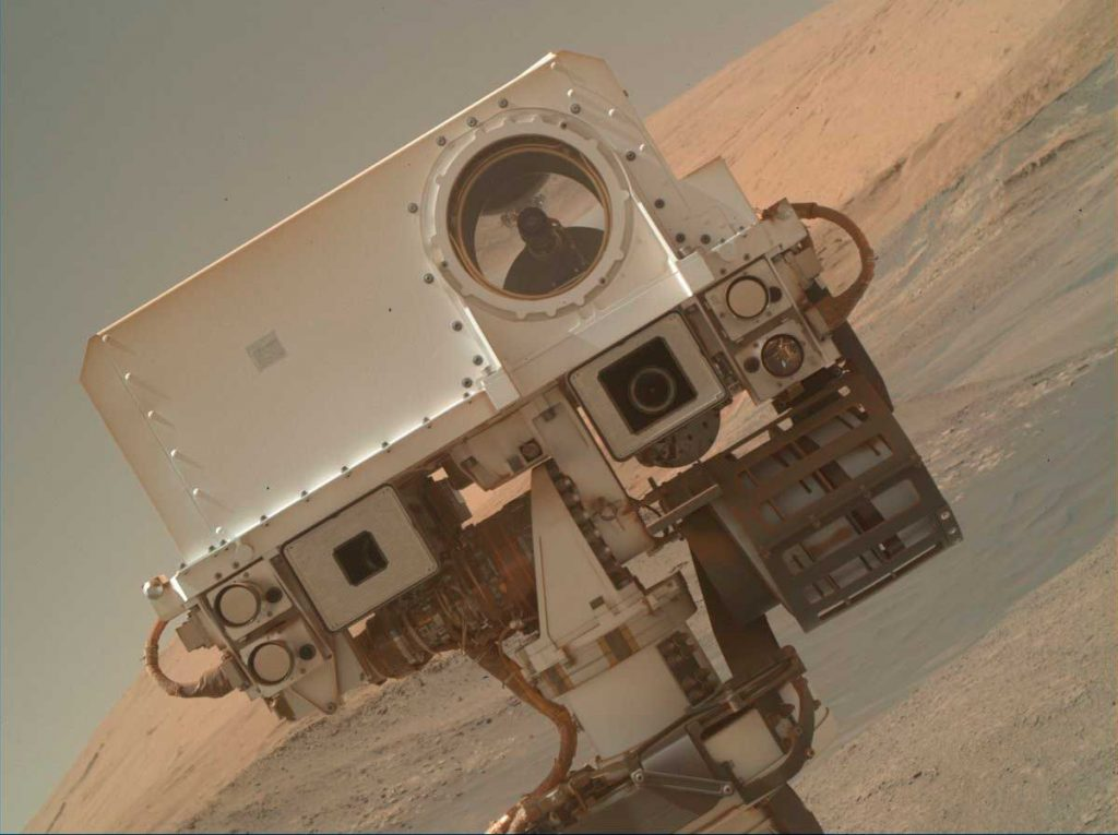 nasa rover selfie - photo #13