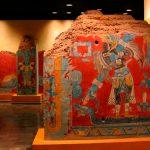 Datan pinturas prehispánicas por magnetización pictórica