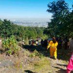 Retiran 28 construcciones en suelo de conservación en CDMX