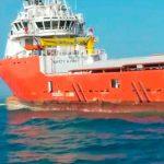 Encallamiento de buque causa daño en arrecife de Tuxpan