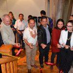 Inauguran exposición sobre el nacimiento del volcán Paricutín en Morelia