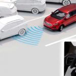Ford Co-Pilot360, asistencia de frenado automático en emergencia