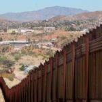 Gracias por el muro señor Trump