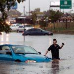 Huracán Harvey deja emergencia sanitaria en Texas