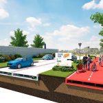 Holanda construye carreteras con basura plástica del mar