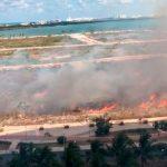 Imprudencial, incendio en Tajamar