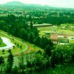 Inauguran segunda parte del Parque Bicentenario y el Lago de los Ahuehuetes