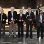 INAH entrega rehabilitación de Adoratorio de Ehécatl en Metro Pino Suárez