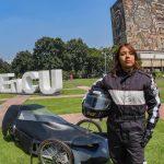 """""""Kalani"""", el auto eléctrico creado por UNAM"""