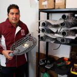 Tecnología mexicana ilumina las calles de Chicago