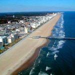 """Mar se """"come"""" poco a poco la costa este de EEUU"""
