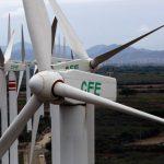 Mercado eólico en México atrae inversiones de 120 mmdd