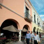 Limpian y restauran Centro Histórico de Mérida
