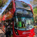 Arranca operación en L-7 del metrobús de Reforma