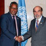 México y la FAO crean un fondo contra cambio climático en el Caribe